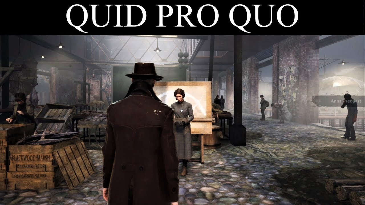But was it quid pro quo? A guide.