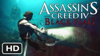 Assassin's Creed 4: Black Flag - Gameplay Reveal Trailer