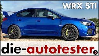 2018 Subaru WRX STI 4D Sport - Der letzte Impreza im Test | Fahrbericht | Review | Deutsch