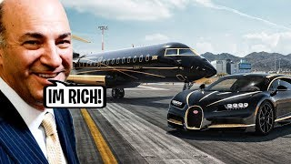The True Scale of Kevin O Leary's Wealth