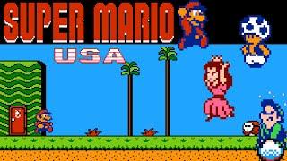 Super Mario USA (FC)
