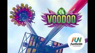 New Voodoo - Sky-High 360 degree FULL looping Ride!