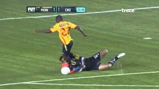 CRUZ AZUL vs MONARCAS (2-2) J1 Clausura 2016