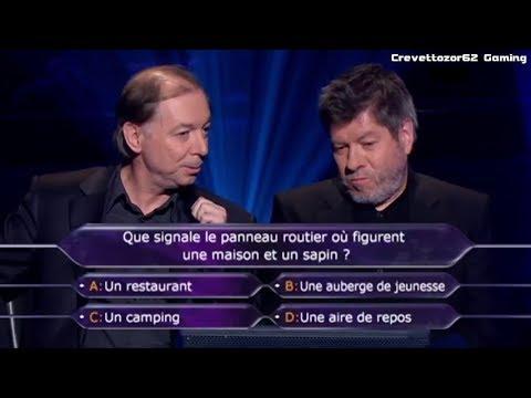 Qui Veut Gagner Des Millions - 25/08/2012 - Régis Laspalès et Philippe Chevallier