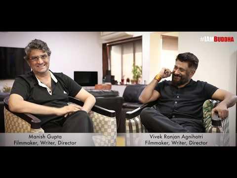#IAmBuddhaChats | Vivek Ranjan Agnihotri with Manish Gupta