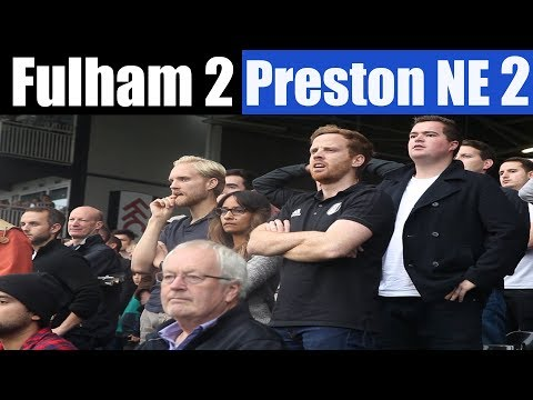 Fulham 2 Preston North End 2 | Cairney made the difference | English Football League Championship