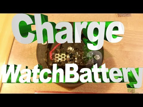 FreeEnergy products watch battery charger