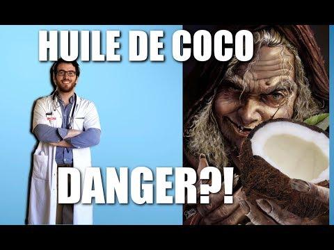 CHRONIQUE DU DOC' #11 : HUILE de COCO = MAUVAISE pour la SANTÉ?!