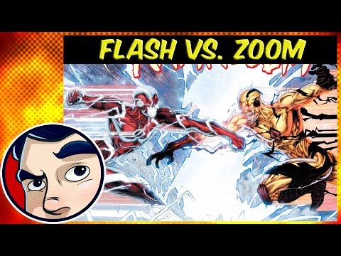"""Flash Vs Zoom """"Reunion"""" - Complete Story"""