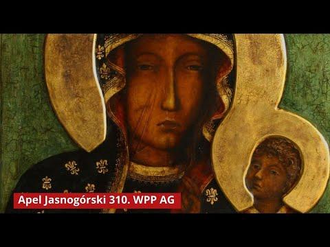 Modlitwa Uwielbienia i Apel Jasnogórski 310. WPP AG 17 z Wąsosza //Na Żywo//