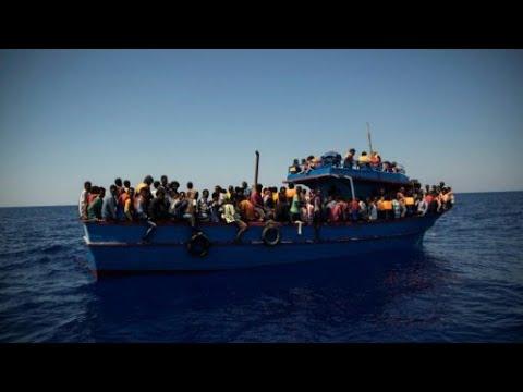 هل تورط الاتحاد الأوروبي في انتهاك حقوق المهاجرين في ليبيا؟  - 15:22-2017 / 12 / 12