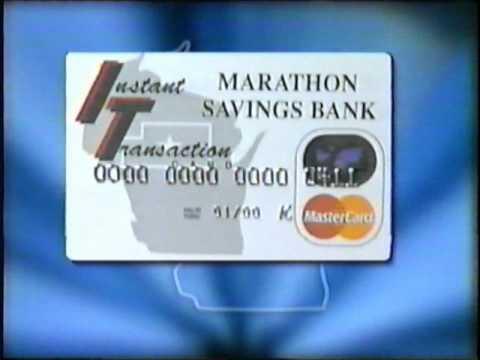 Marathon Savings Bank commercial