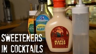 Simple Syrup Vs. Alternative Sweeteners