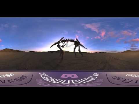 (360 Video) Dreadnoughtus VR: Teaser Trailer
