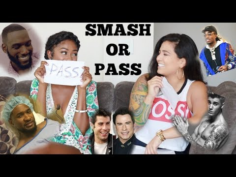 SMASH OR PASS  CELEBRITY EDITION