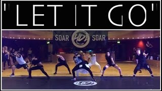 """Let It Go"" Chonique Sneed at HDI London @brianfriedman Choreography"