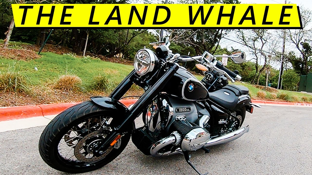 Download WE FINALLY TESTED A *REAL* BIKE! BMW R18 RIDE AND REVIEW