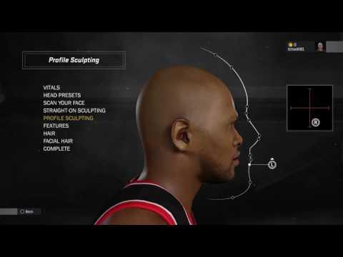 NBA 2K17 career with Charles Barkley