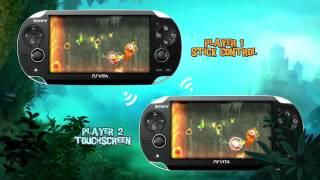 Rayman Legends - PS Vita Trailer [UK]