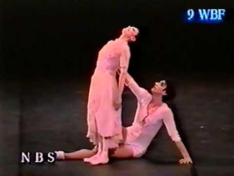 Cheri - (Roland Petit) Carla Fracci and Massimo Murru, Tokyo 2000