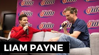 Liam Payne on The Adam Bomb Show