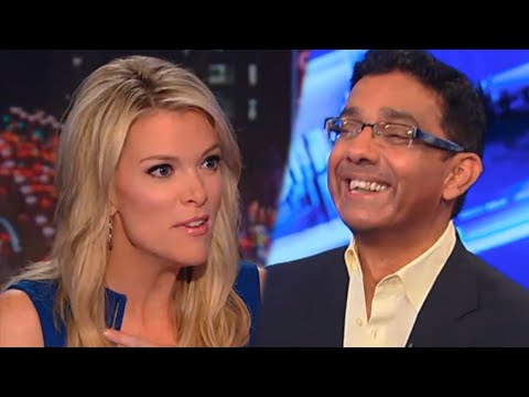 Dinesh D'Souza's Ex-Wife Wipes The Smile Off His Convicted Face