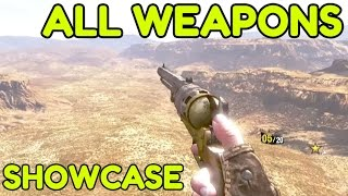 Call Of Juarez: Gunslinger - All Weapons Showcase (60 FPS)