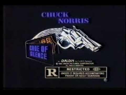 Code Of Silence (1985 TV Trailer)