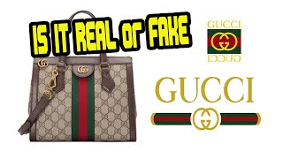 HOW TO AUTHENTICATE GUCCI HANDBAGS THE EASY WAY