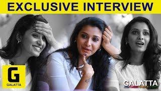 Poison is Better than my Tea? Priya Bhavani Shankar Open Talk | Exclusive Interview