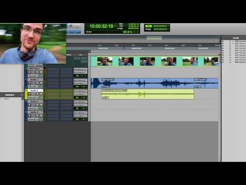 Intro Test To iZotope RX6 De-Wind / Voice De-Noiser