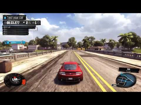 The Crew - 40 Cars Tested - Ultra Graphic (PC) - 1080p 60fps