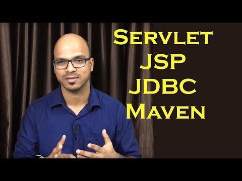 Servlet | JSP | JDBC | Maven Example