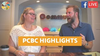 Highlights from PCBC!