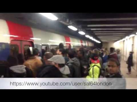 Paris metro workers join national rail strike