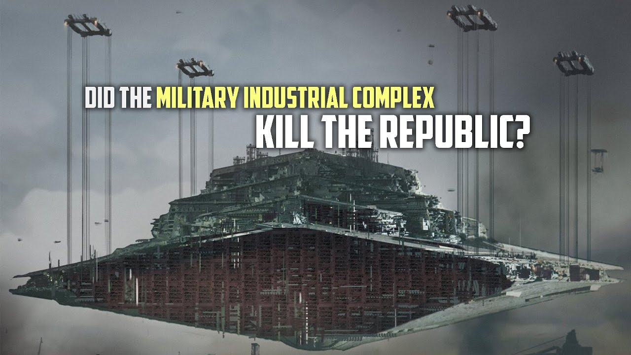 Did the Military Industrial Complex Destroy the Republic?