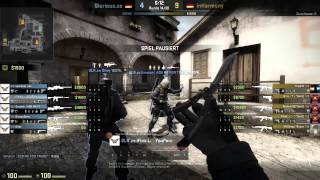 Counter-Strike: Global Offensive | BO3 Clanmatch | inHarmony vs. Glorious.cs