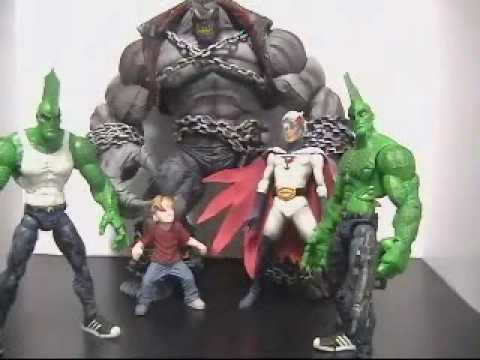 MARVEL LEGENDS SAVAGE DRAGON THE STORY BEHIND THE FIGURE ...