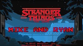 Stranger Things: The Game - Mike & Ryan