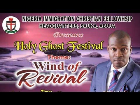 Download Apostle Joshua Selman @ Nigeria Immigration Christian Fellowship || Wind of Revival
