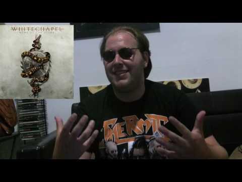 Whitechapel - MARK OF THE BLADE Album Review
