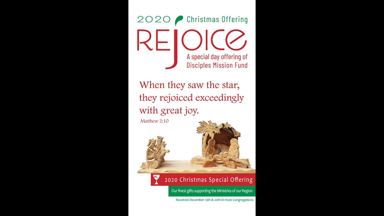 Christmas Offering Story