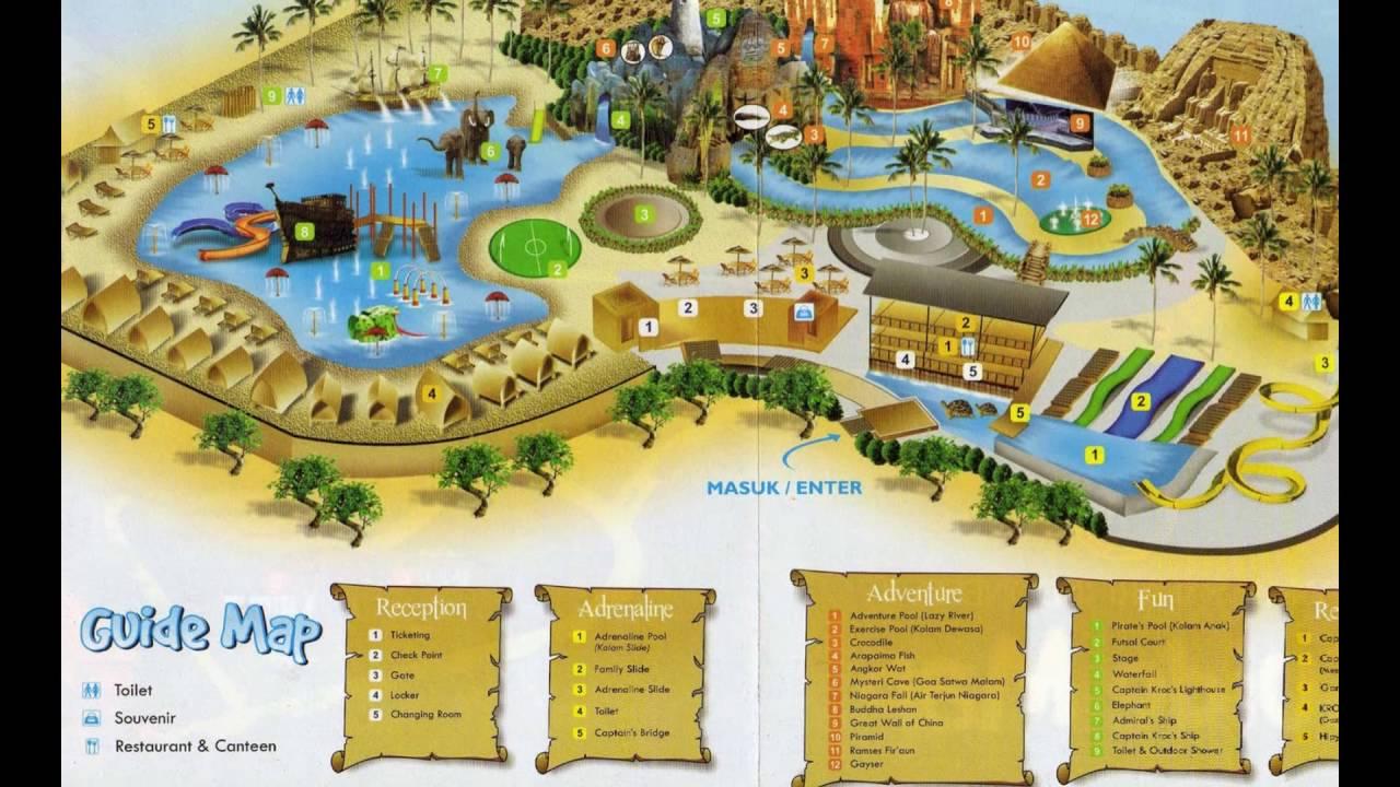 Harga Tiket Masuk Rumah Ibu Cibubur Voucher  Megati Waterpark Cikarang