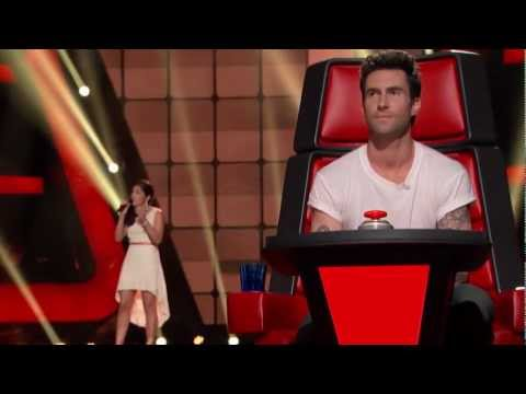 Cathia - No Me Doy por Vencido - The Voice US