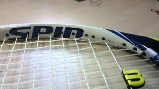 Ракетка для большого тенниса Wilson JUICE обзор(, 2016-03-21T19:02:45.000Z)