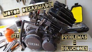 Download DESARME COMPLETO MOTOR YAMAHA DT 125