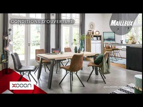 Meubles Mailleux Xooon Interieur Tendance Conditions D Ouverture Aux Meubles Mailleux Youtube