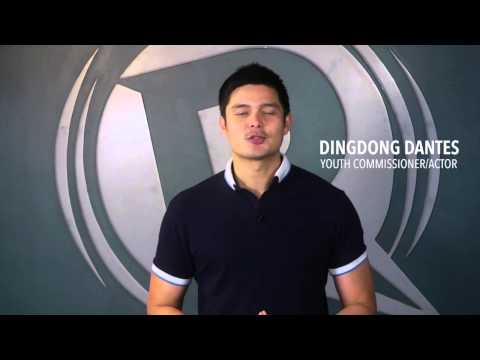 Duck, cover and hold video of DINGDONG DANTES - 동영상