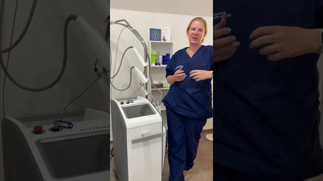 #WhyCuteraUK - Dr Anna Hemming, Thames Skin Clinic, Twickenham