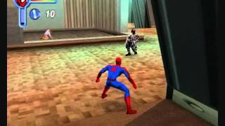 Геймплей игры Человек паук